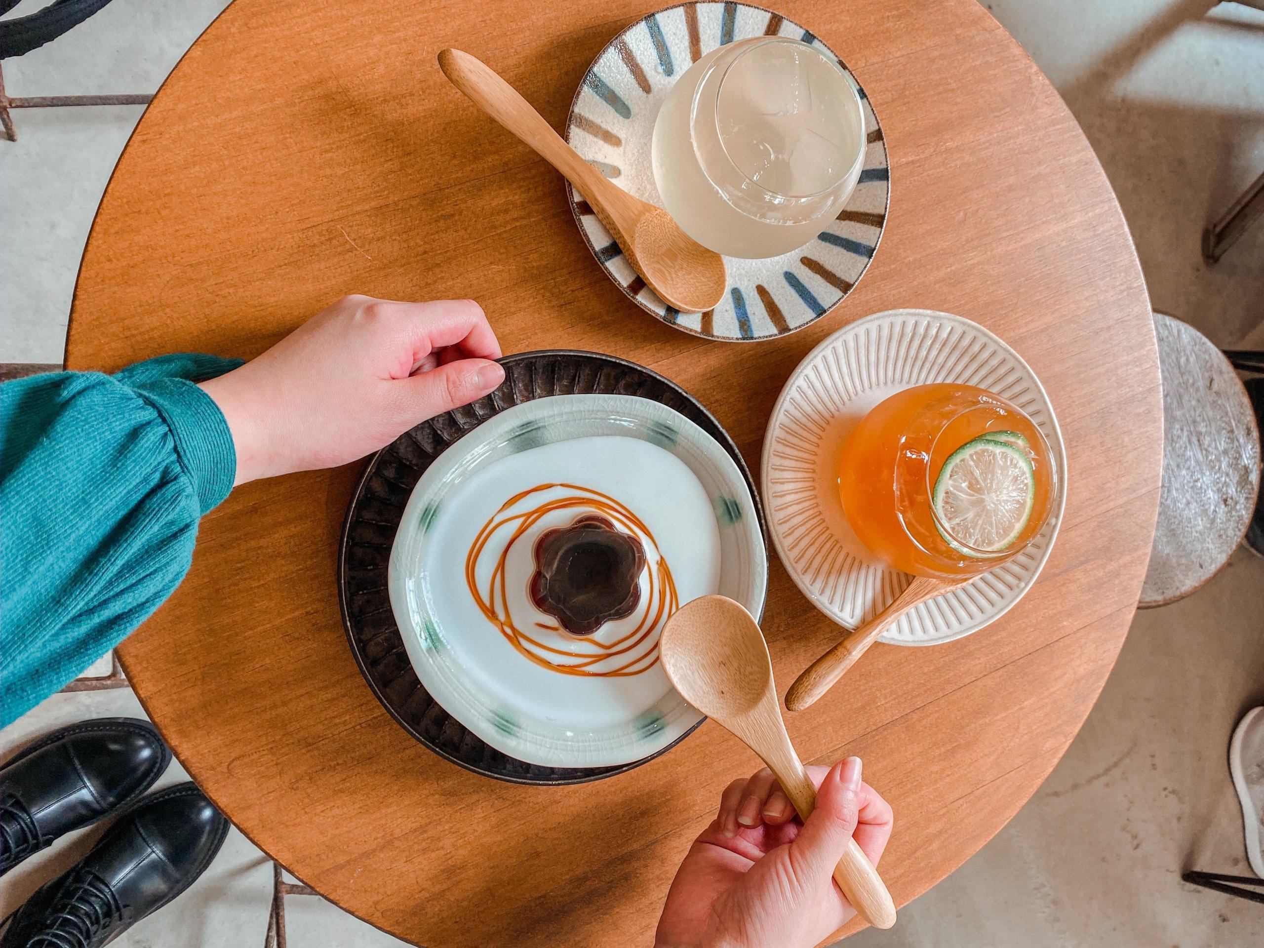 台北不限時咖啡廳|中山區咖啡店卜卜商行|平價飲品。甜點。選物店
