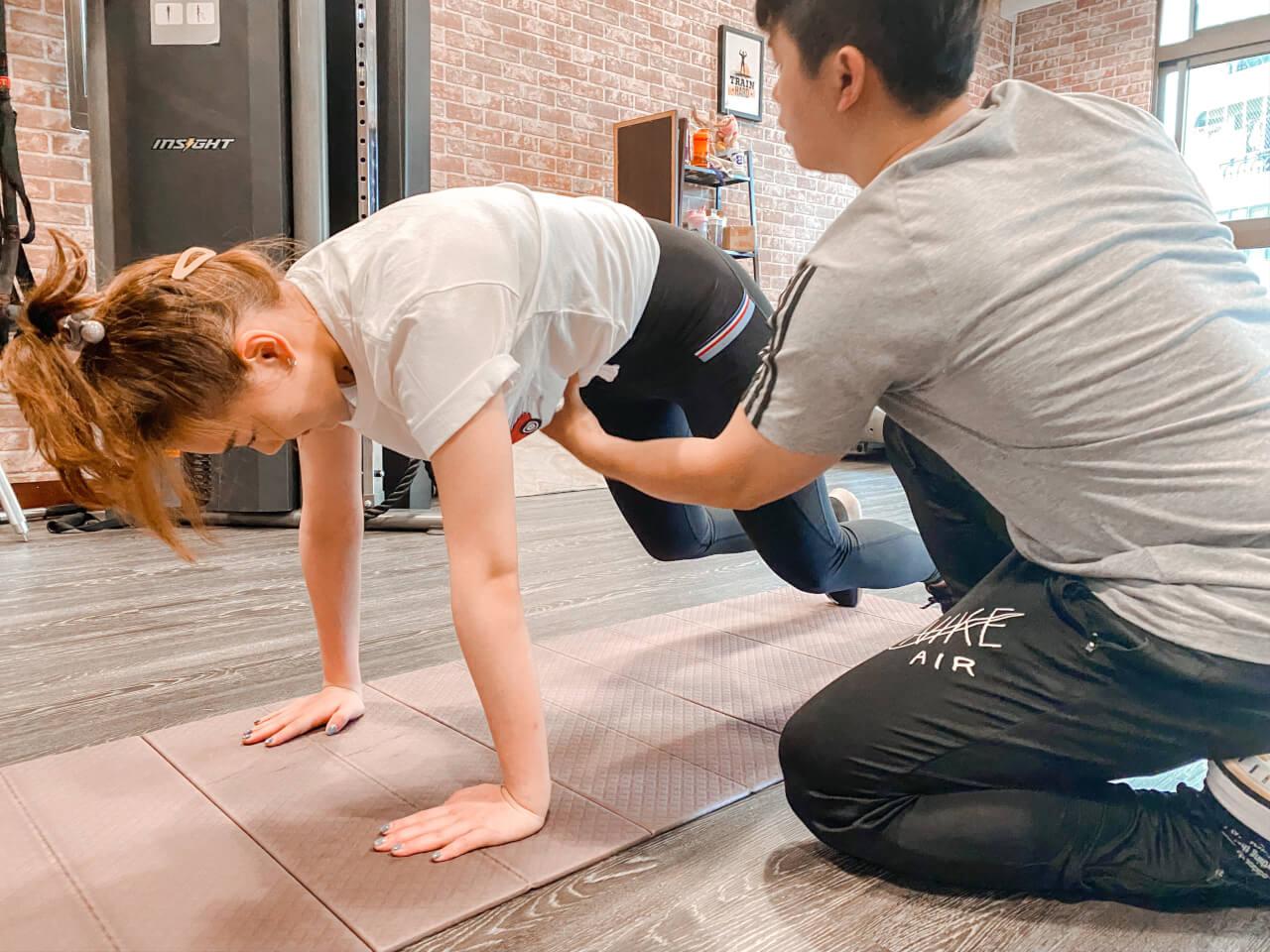 蘆洲健身房推薦 |Just Fit運動空間|蘆洲私人教練費用。比較
