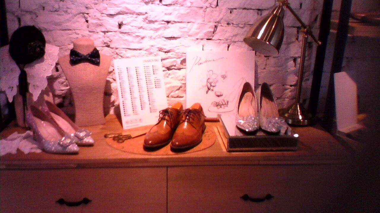 ReSarah 時尚手作婚紗鞋 | 訂製一雙夢幻婚鞋走向美好未來