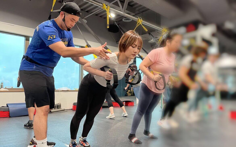 板橋健身房推薦。環球健身中心板橋店體驗分享!景觀優美高空健身房