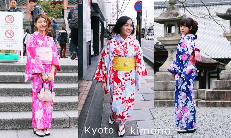 日本京都和服推薦|岡本和服vs四季和服 | 穿梭古城漫遊京都