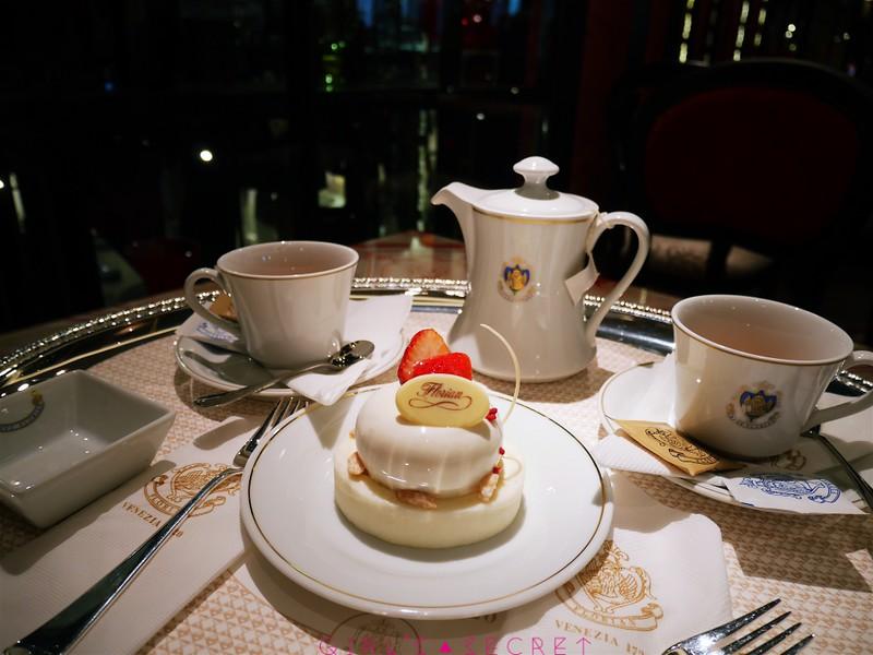 台北信義區咖啡廳 |Caffé Florian福里安花神咖啡館 新光三越A9(附菜單)| 世界最美咖啡館