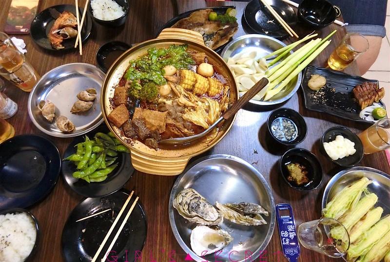 新竹。二爺鮮味燒烤 | 平價燒烤海鮮好味道!