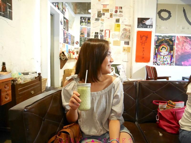 新竹咖啡店推薦| 江山藝改所|老屋咖啡館旅店 & 複合式藝文空間
