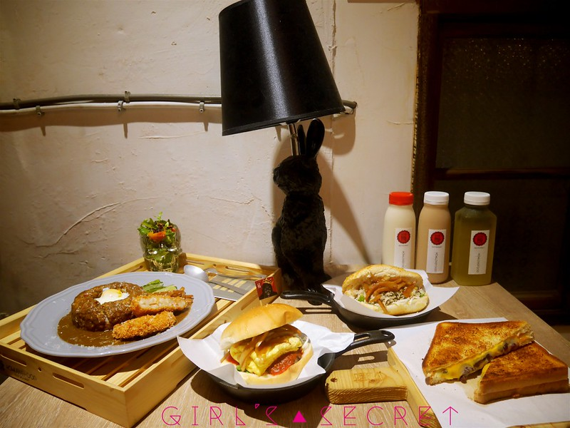 高雄前鎮。好來福。晚餐/宵夜 | 獨家咖哩飯、創意手工漢堡、爆漿起司三明治