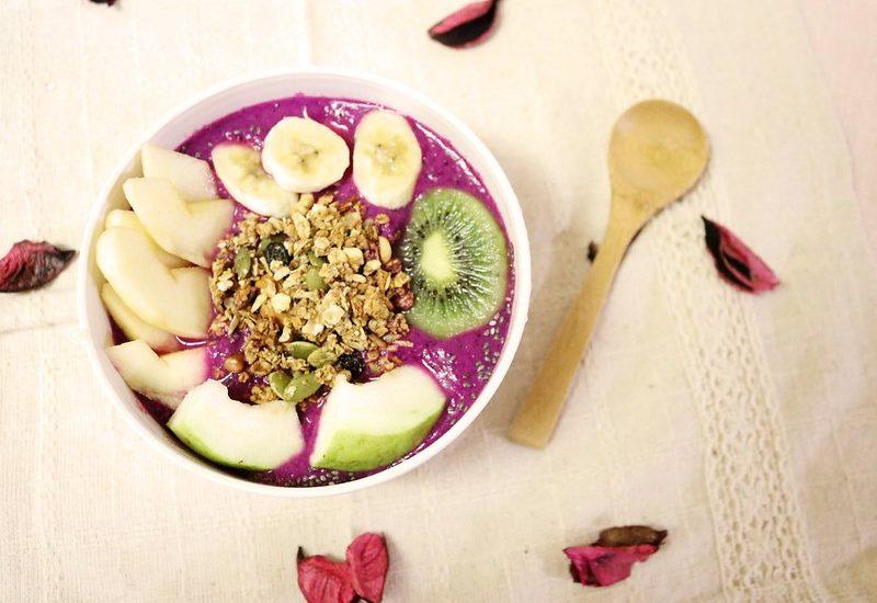 早餐吃麥片 | 風靡全球的Acai Bowl 簡單做健康吃輕鬆瘦