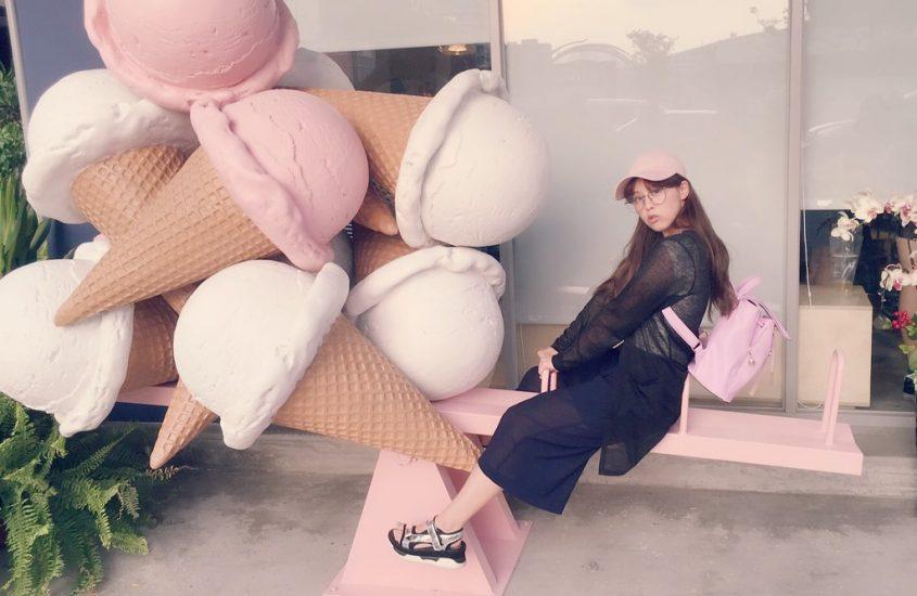 GS愛吃鬼| 台中 | I'm Talato我是塔拉朵,愛台灣的義式冰淇淋 | 超夢幻少女心好吃又好玩台中新拍照景點