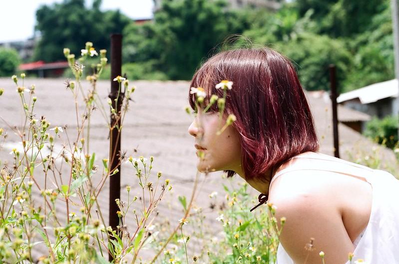 東區美髮推薦Genic101 | viki 染髮初體驗 葡萄莓果咖啡紅