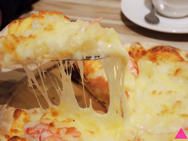 台南高雄嘉義美食|喬義思窯烤手作廚房|超美味罪惡窯烤Pizza