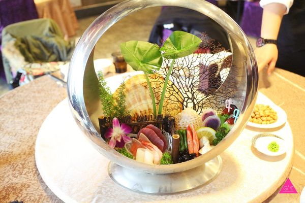 宜蘭美食無菜單創意料理 |山渡空間食藝 |視覺味覺雙重享受