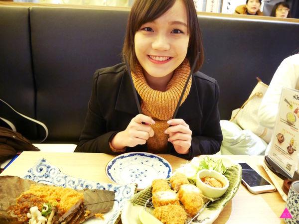 GS愛吃鬼|林口三井OUTLET|靜岡勝政日式豬排|三井限定美味套餐
