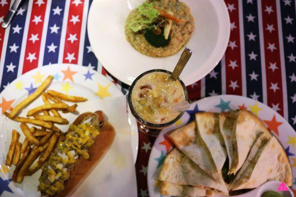 GS愛吃鬼| WORTHY 活西美式餐飲| 板橋新埔。Worthy 活西美式餐飲 | 美式餐廳。運動酒吧